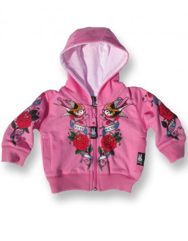 Chaqueta Together Forever Pink