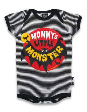 Body Mama is a little monster
