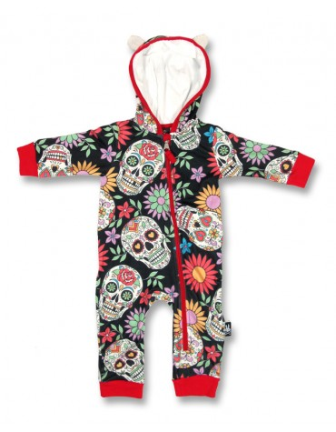 Playsuit Sugar Skull