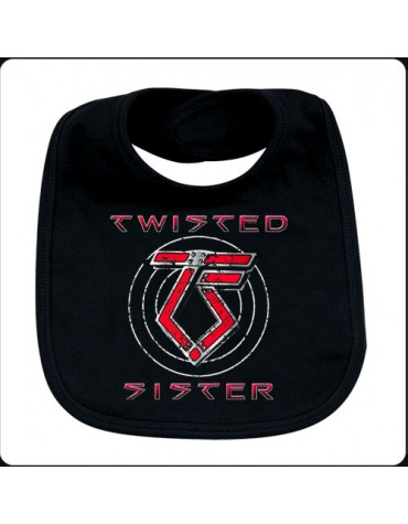 Babero Twisted Sister