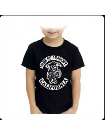Camiseta Sons of Anarchy