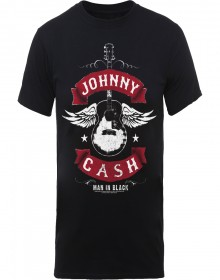 CAMISETA JOHNNY CASH COLOR