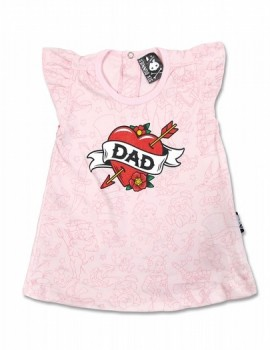 Vestido Dad Six Bunnies