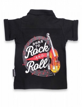 Camisa Born to Rock N Roll
