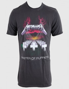 Camiseta Amplified Metallica M.O.P men