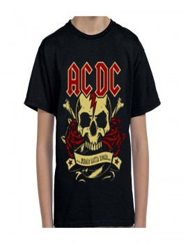 Camiseta Ac/dc Whole Lotta Rosie