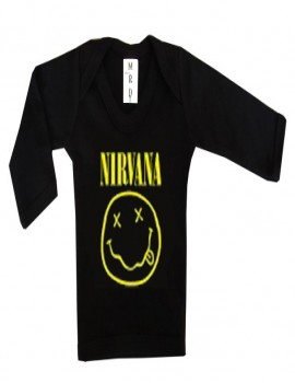 Camiseta de Nirvana ml