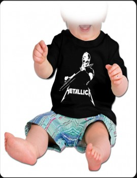 Camiseta James Hetfield