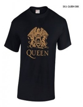 Camiseta Queen Adulto