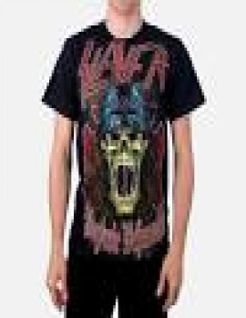 Camiseta Slayer w. skull