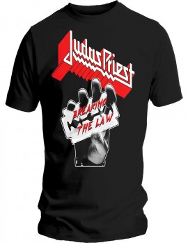 Camiseta Judas Priest off