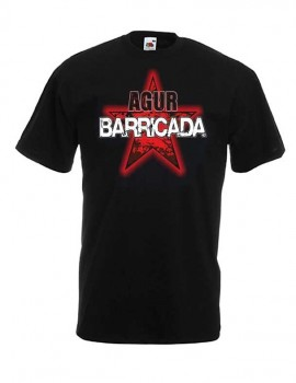 Camiseta Adulto Barrikada