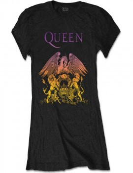 Camiseta Oficial Queen Lady B/colour.