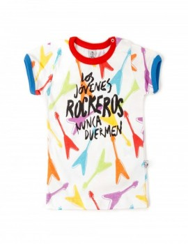 Camiseta Rockeros Mc